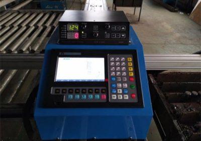 cnc plasma metal cutting machine បំពង់ដែកបំពង់ដែក plasma cutter
